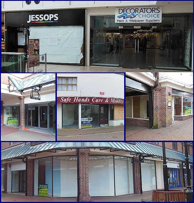 Shops in Ashford