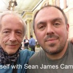 Sean James Cameron with Richard Cannon