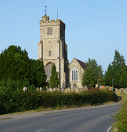 Biddenden Church, Kent