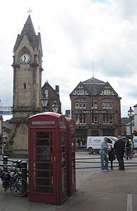 Penrith Town Centre