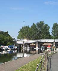 The Canal at Runcorn