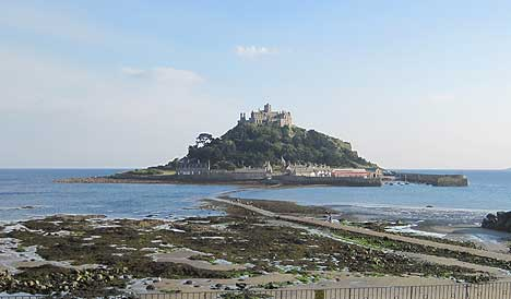 St. Michaels Mount, Cornwall