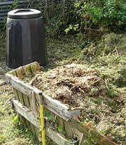 Traditional Compost Heap