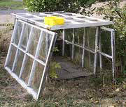 Frugal Cold Frame