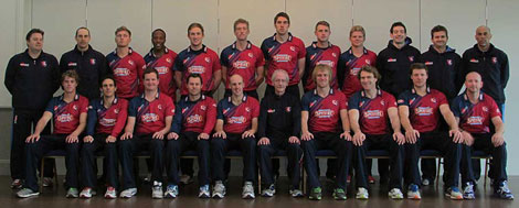 Kent Cricket Team 2013