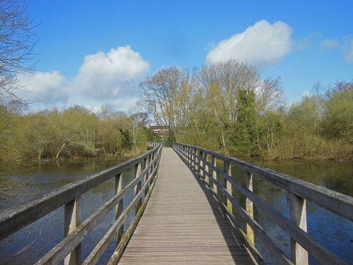 Bishops Waltham North Pond Bridge